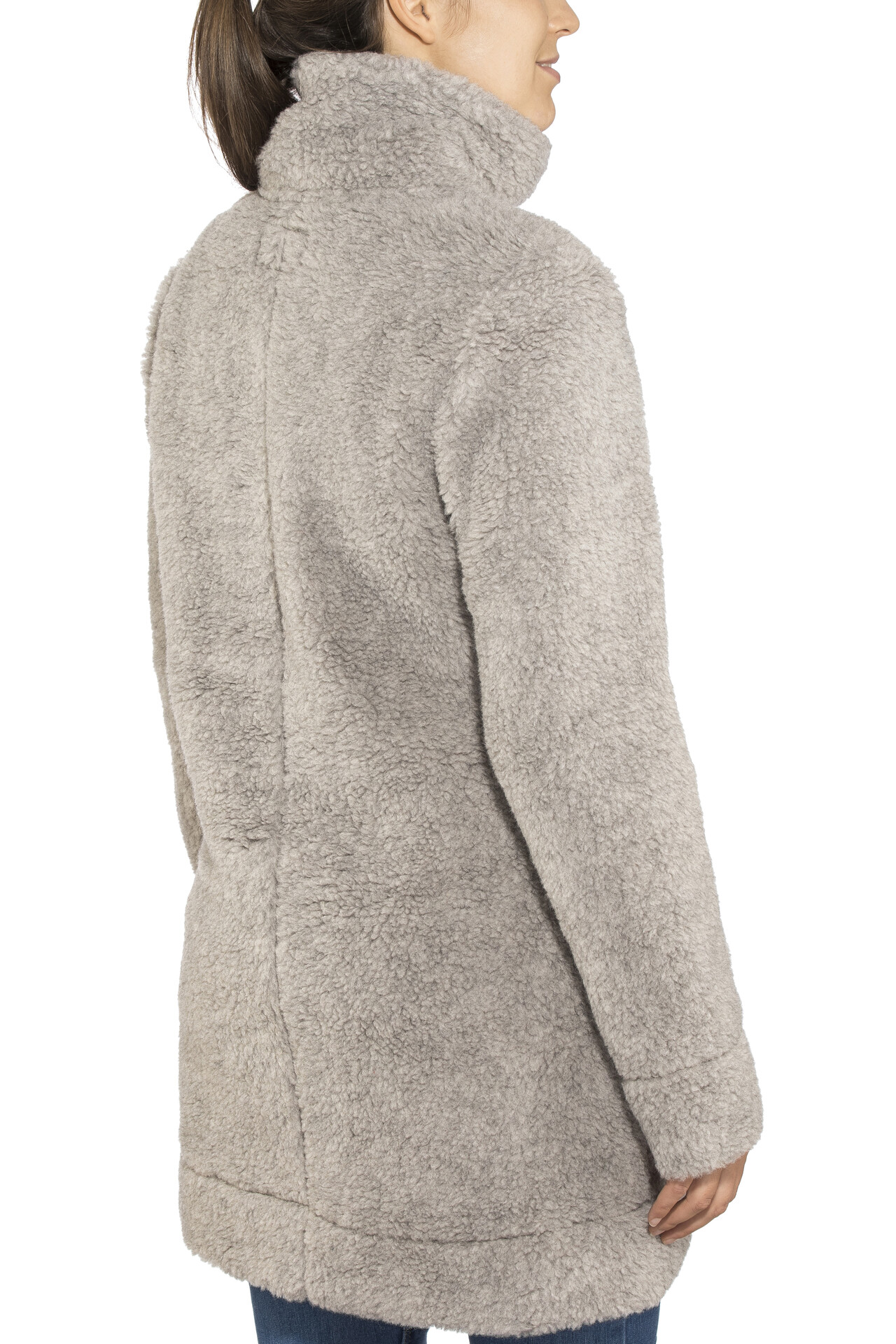 Bergans Oslo Wool Loosefit Jacket grijs
